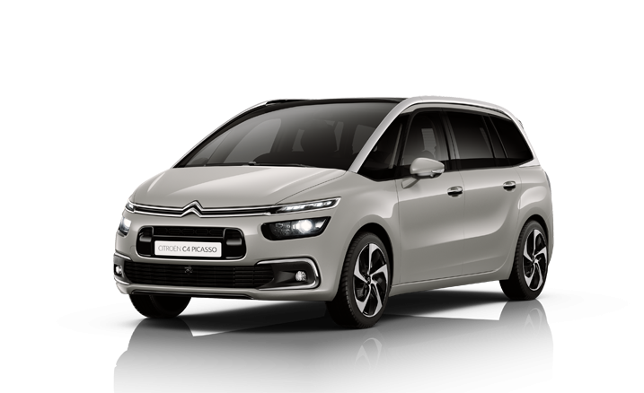 Citroën Grand C4 Spacetourer SHINE - obr.